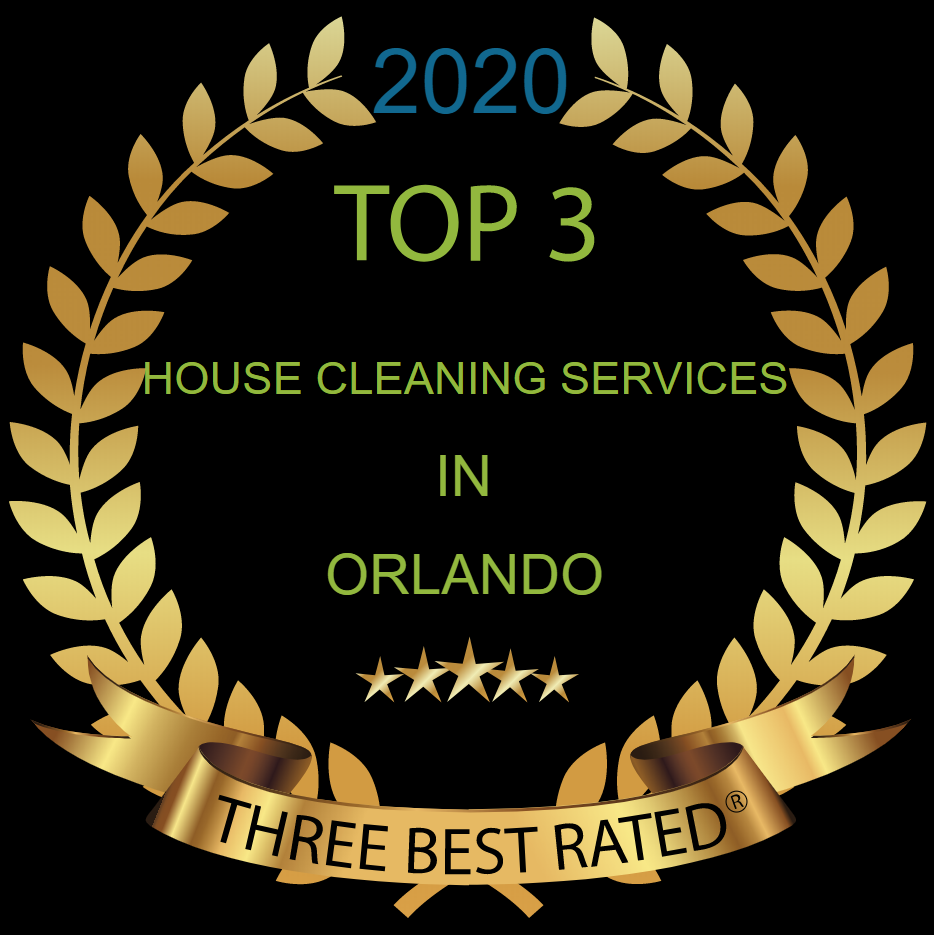 Three Best House Cleaning Award