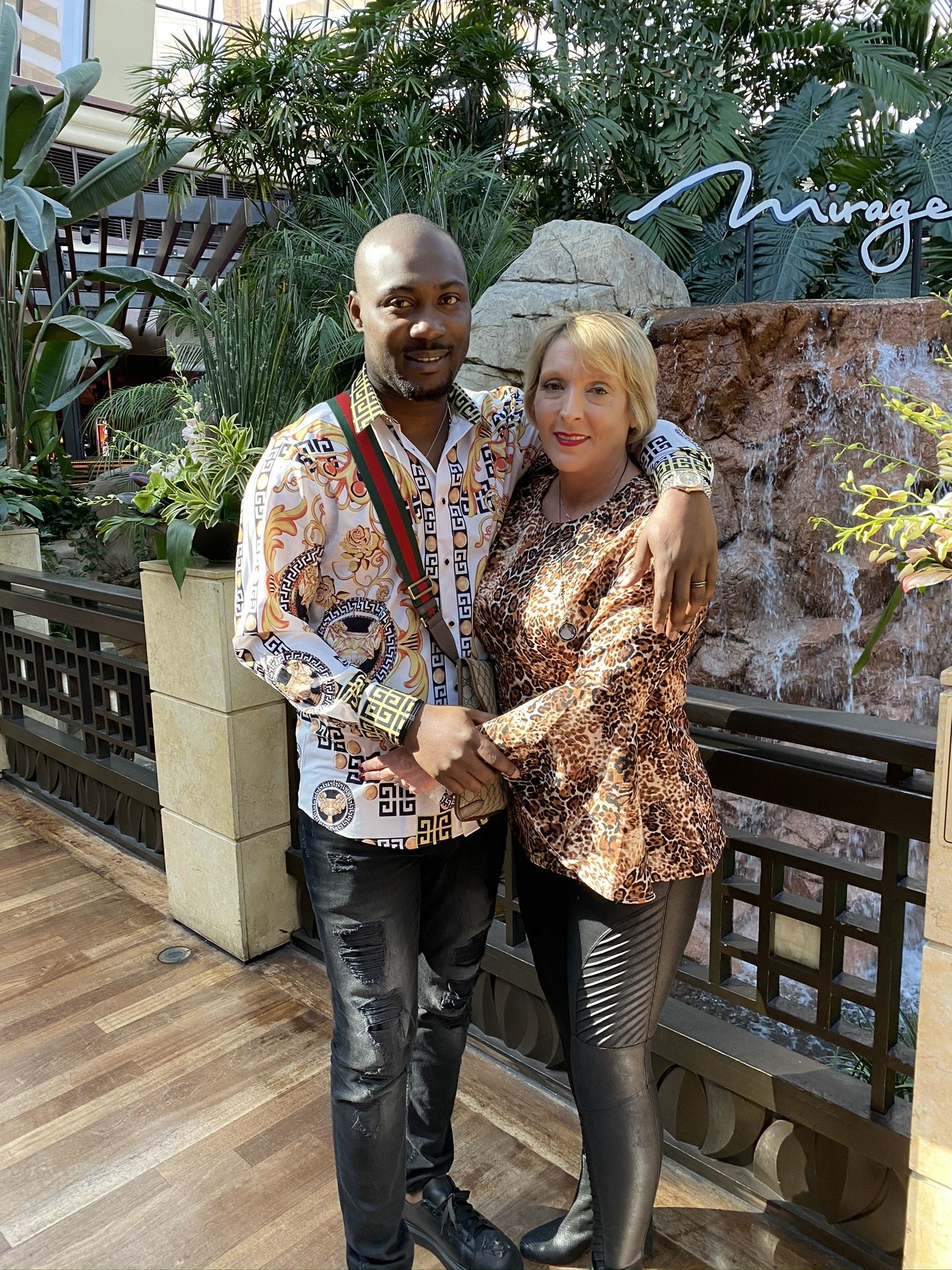 Stephen & Michelli Etolue  - Owners