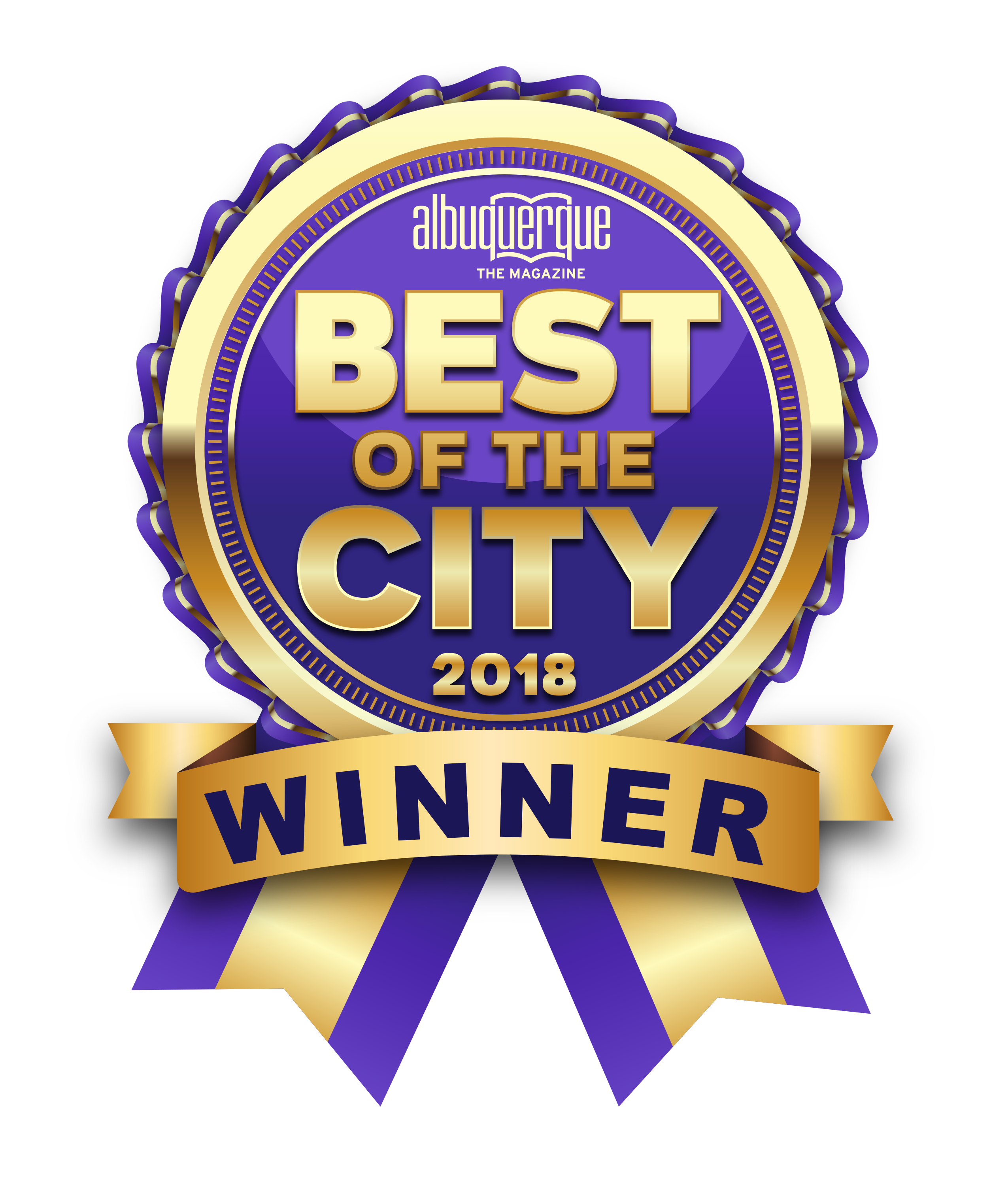 2018 Best of the City Winner