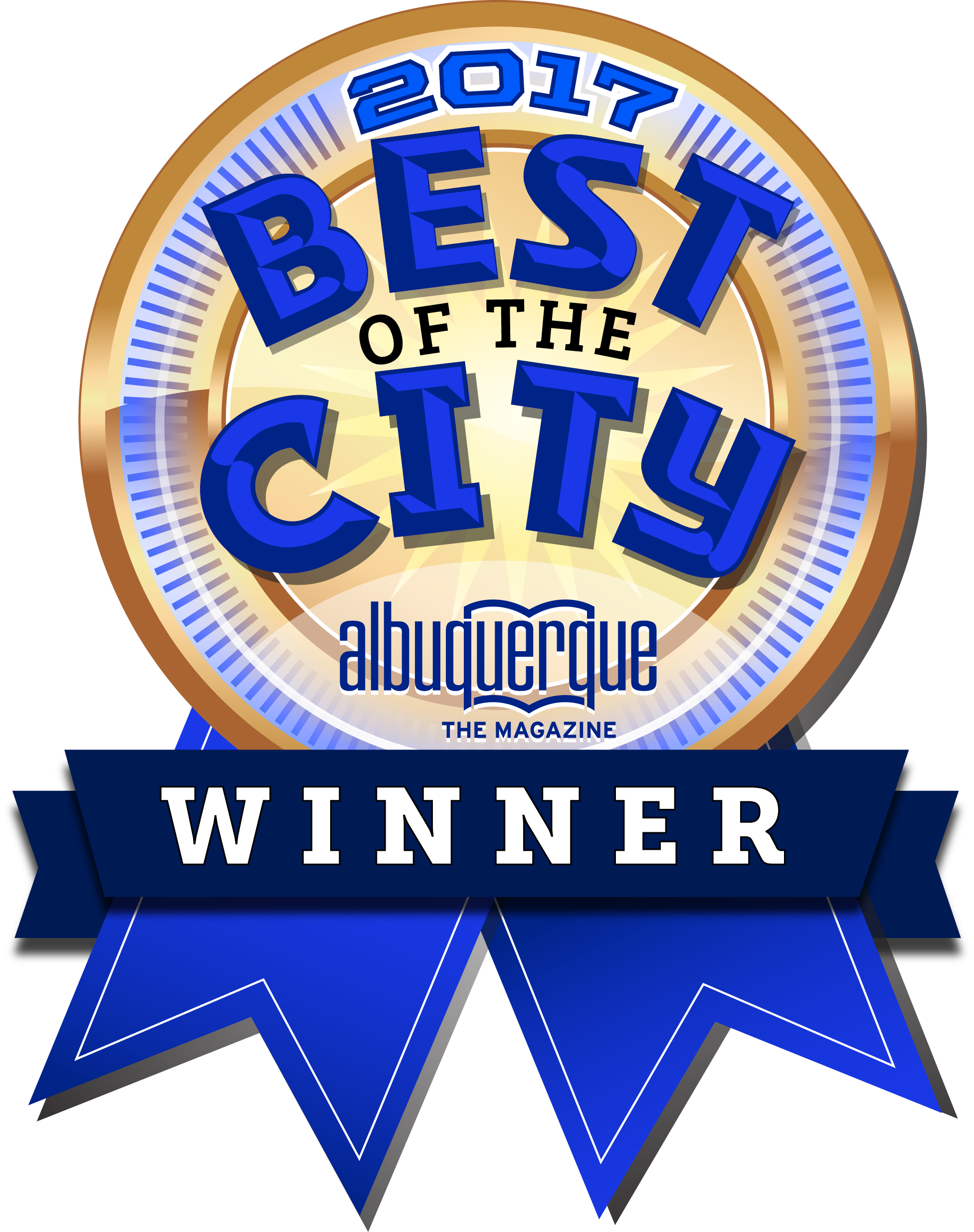 2017 Best of the City Albuquerque Winner