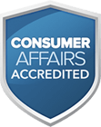 Consumer affairs accredted