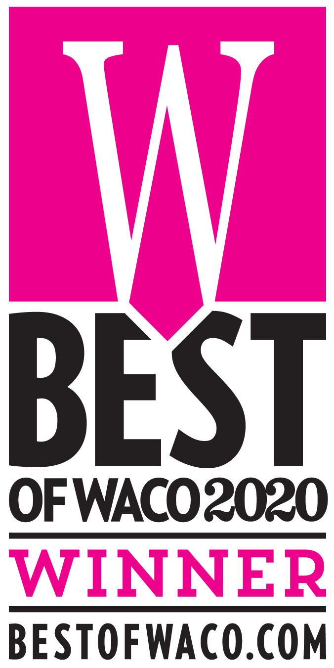 Best of Waco 2020 Award