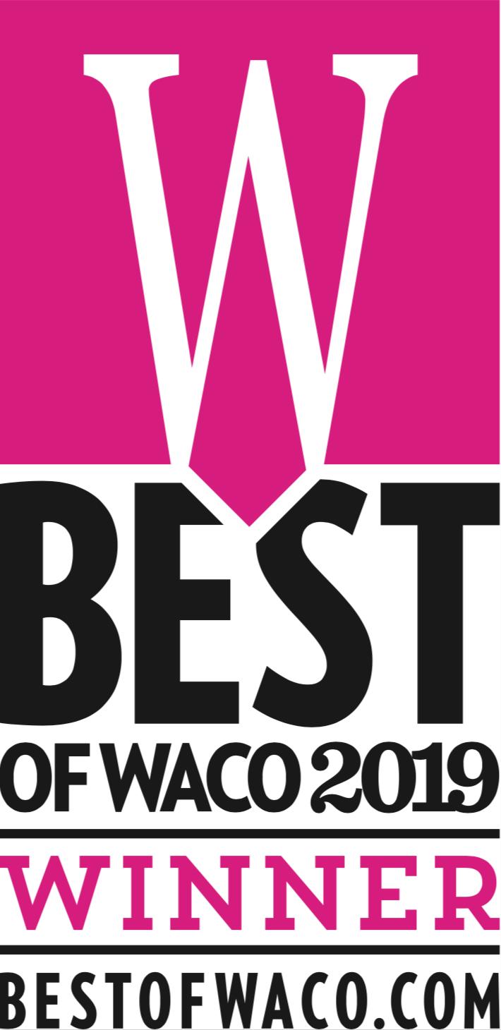 Best of Waco Award 2019