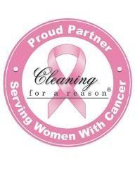 Cleaning For A Reason Badge