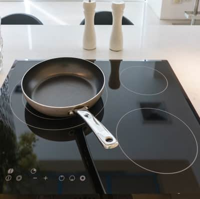 estufa limpia de vidrio