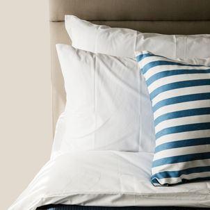 Khăn trải giường sạch sẽ