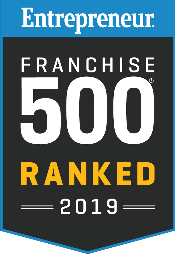 Franchise 500 Ranked badge