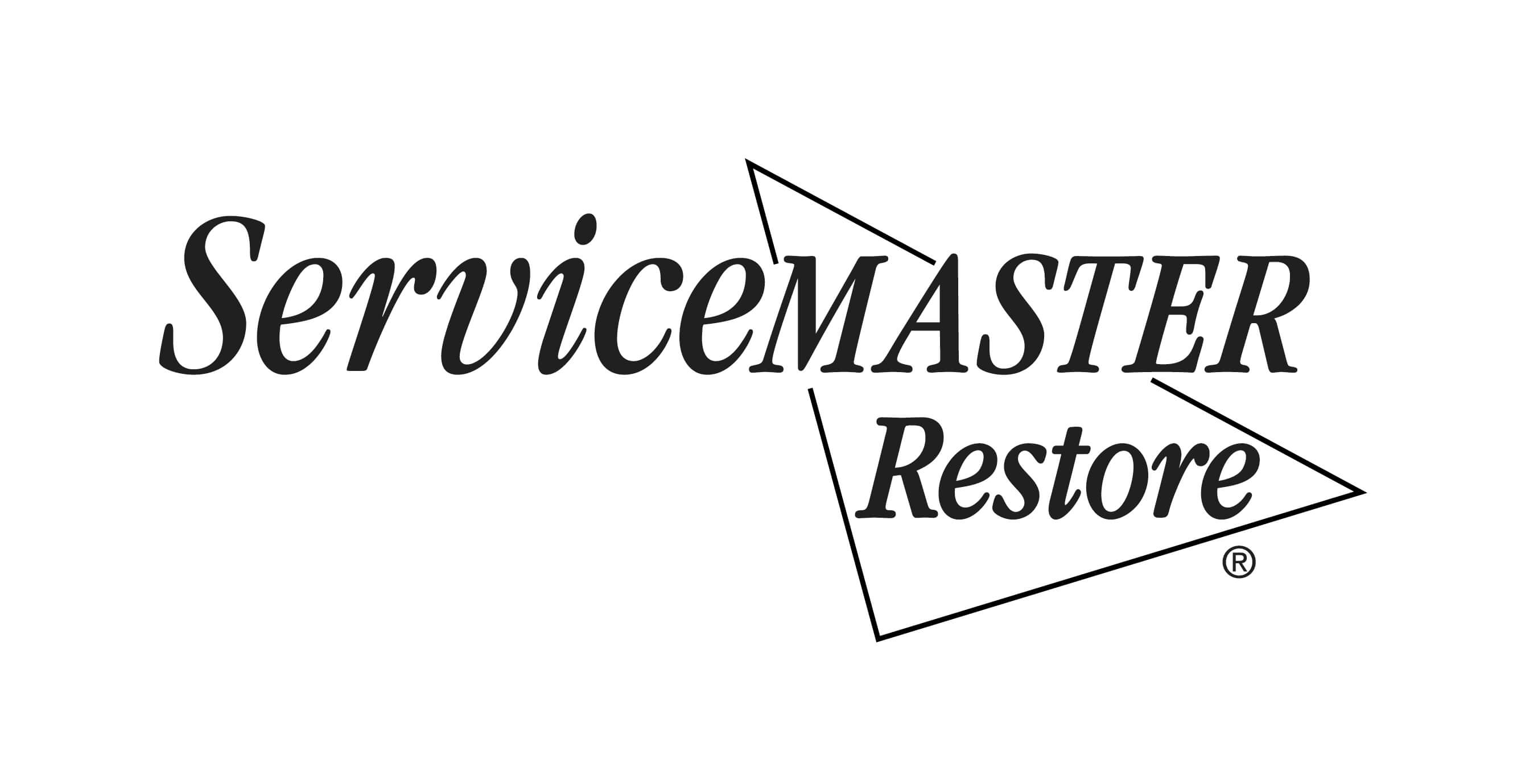 Service Master Restore logo