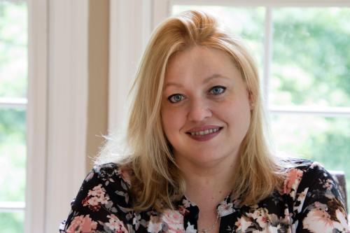 Melinda Le Blanc, franchise manager