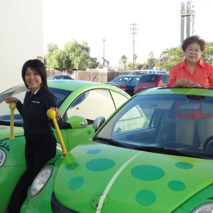 Lucy & Veronica Liwanag